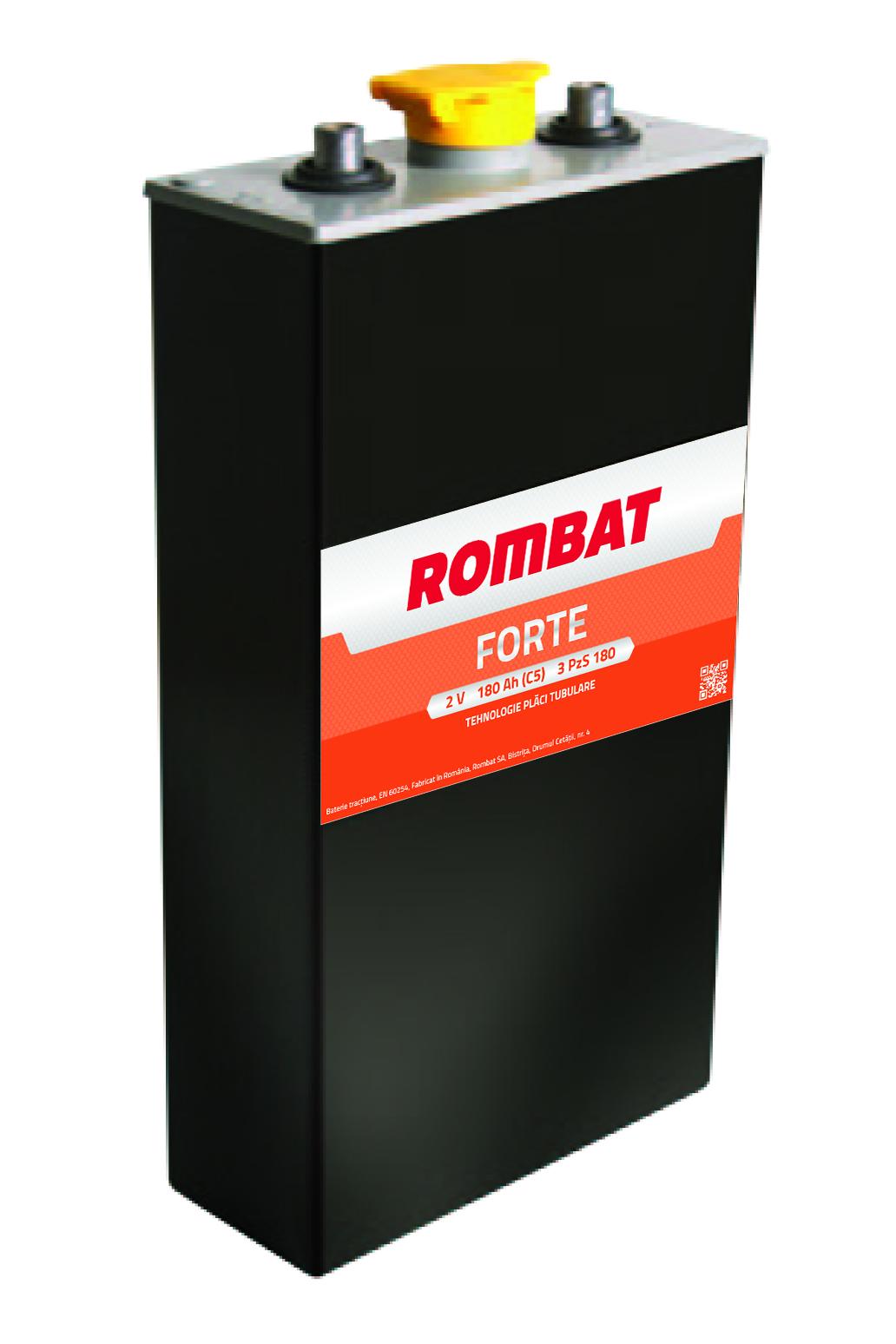 Forte 2 V - 255 Ah